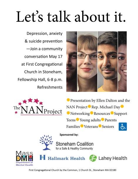Nan program flier